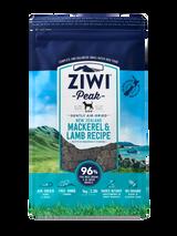 Ziwi Peak Mackerel & Lamb Air-Dried Dog Food 1kg