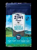 Ziwi Peak Mackerel & Lamb Air-Dried Dog Food 2.5kg