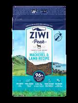 Ziwi Peak Mackerel & Lamb Air-Dried Dog Food 4kg