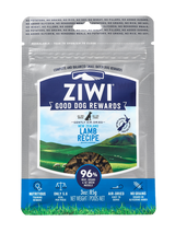 Ziwi Peak Good Dog Rewards. Lamb. 85g
