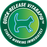 Vetalogica VitaRapid Skin & Shedding Daily Treats For Cats 100g