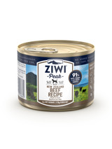 Ziwi Peak Beef Canned Dog Food 170g - 12 Cans