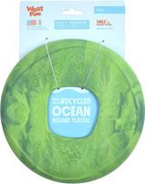 West Paw Seaflex Recycled Plastic Flyer Dog Toy - Sailz - Emerald