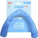 West Paw Seaflex Recycled Plastic Tug Dog Toy - Snorkl Surf