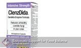 ClenzDida - Enzymatic Support for Yeast Balance