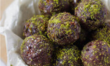 Recipe: Magic Matcha Balls