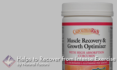 CurcuminRich Muscle Recovery & Growth Optimizer
