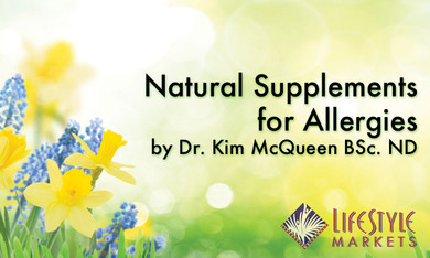 Natural Supplements for Allergies
