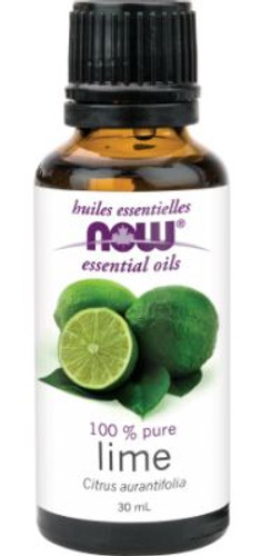 Now: 100% Pure Lime Oil (30ml)