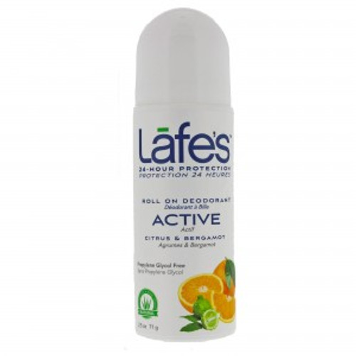 Lafe's: Roll-On Deodorant - Active (71g)
