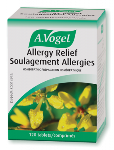 A Vogel Allergy Relief
