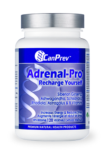 CanPrev Adrenal-Pro (120 Vegetable Capsules)