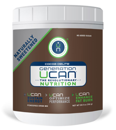 Generation UCAN: Powdered Drink Mix - Cocoa Delite (750g)