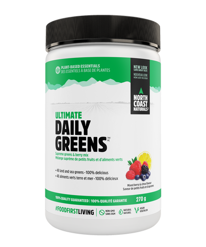 North Coast Naturals Ultimate Daily Greens (270g)