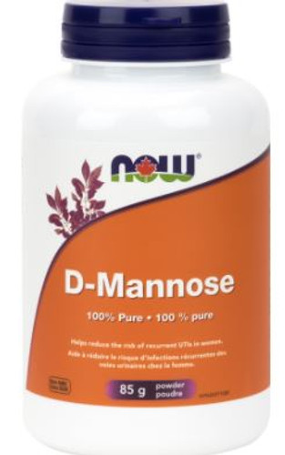 Now: D-Mannose Powder (85g)