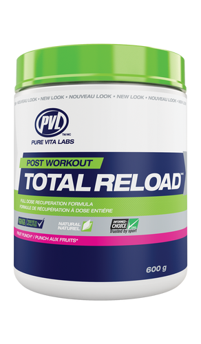 PVL Total Reload Post Workout - Fruit Punch (600g)