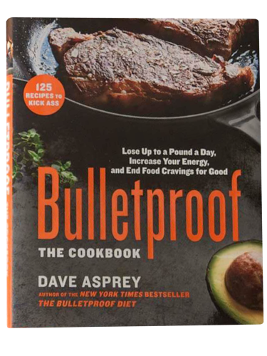 Bulletproof The Cookbook Each