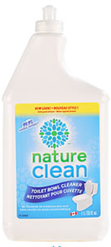 Nature Clean: Toilet Cleaner (1l)