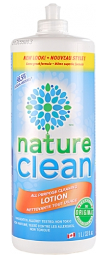Nature Clean: All-Purpose Cleaning Lotion (1l)