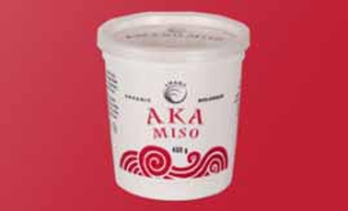 Amano Foods: Aka Miso Red (400g)