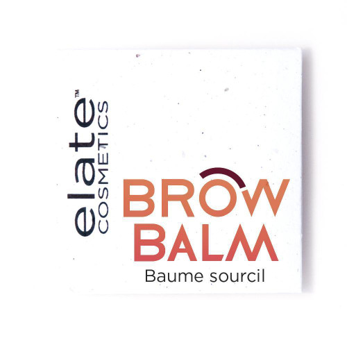 Elate Clean Cosmetics: Brow Balm With Case - Suede (3g)