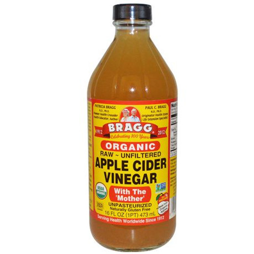 Bragg: Organic Apple Cider Vinegar (473mL)