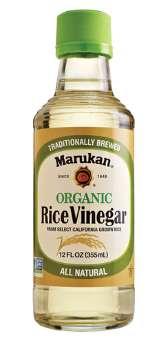 Marukan: Organic Rice Vinegar (355ml)