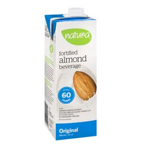 Natura: Almond Beverage Original (946ml)