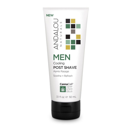 Andalou Naturals: MEN Cooling Post Shave (92ml)