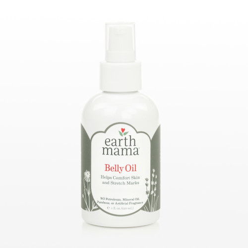 Earth Mama: Belly Oil (120ML)