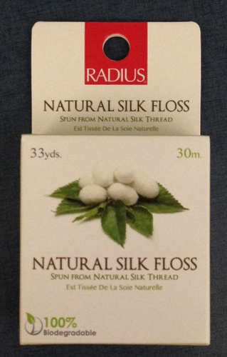 Radius: Natural Silk Floss (30m)