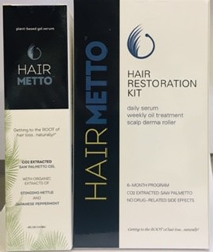 Hair Metto: Hair Restoration Kit (6mo supply)