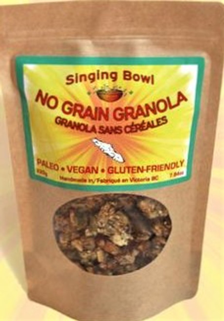 Singing Bowl Granola: Paleo No Grain (225g)