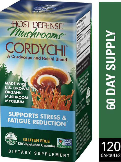 Host Defense: Cordychi (120vcaps)