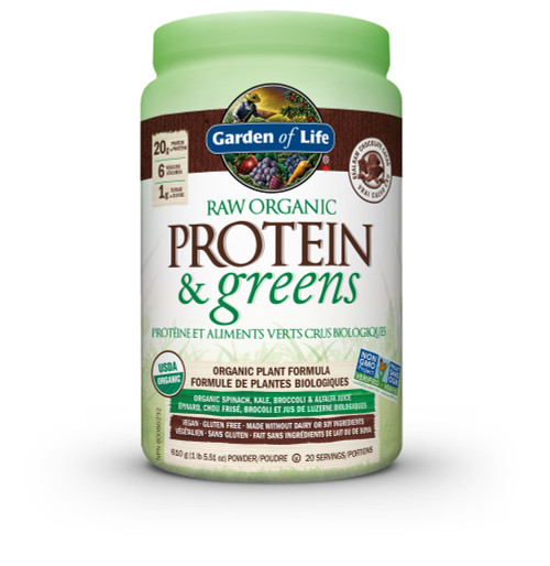 Garden of Life: Raw Org Protein & Greens Choc