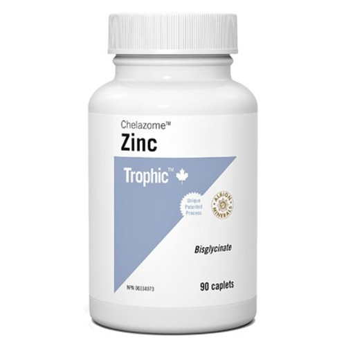 Trophic: Zinc Bisglycinate (90caps)