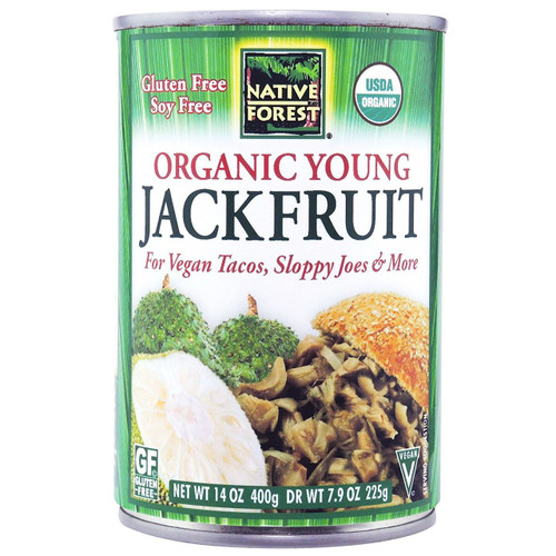 Native Forest: Organic Young Jackfruit (398ml)