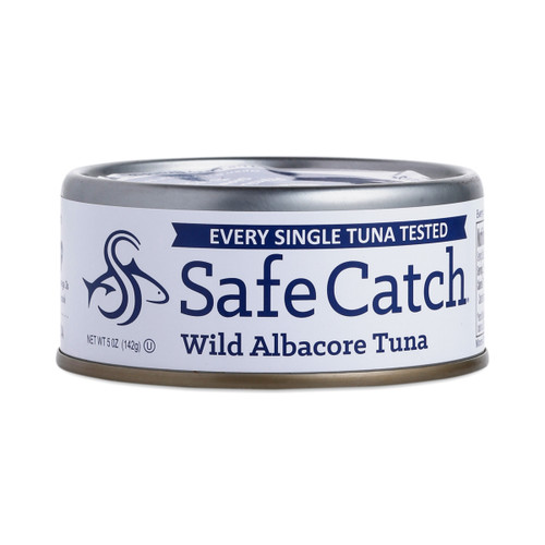 Safe Catch: Low Mercury Wild Albacore Tuna (142g)