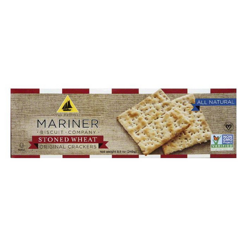 Mariner Biscuit Company: Stoned Wheat Crackers Original (249g)