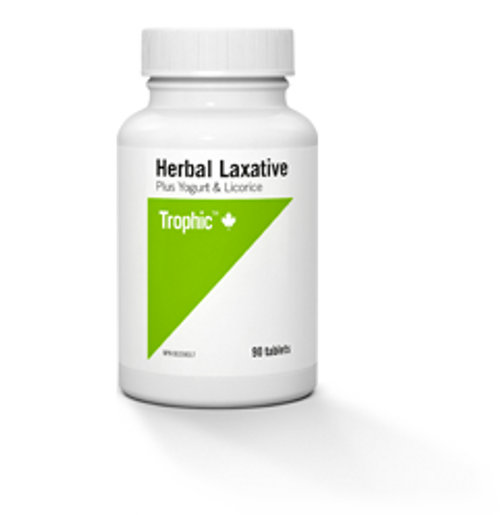 Trophic: Herbal Laxative (180tabs)