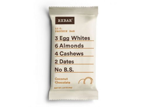 RxBAR Protein Bar : Coconut Chocolate (52g)