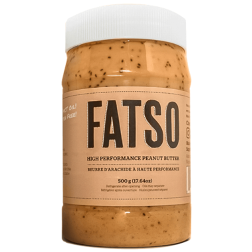 Fatso: High Performance Peanut Butter: Classic ( 500g )