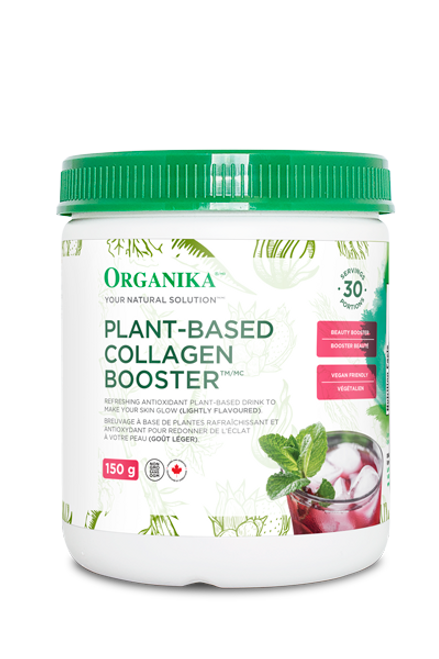 Organika: Plant-Based Collagen Booster (150g)