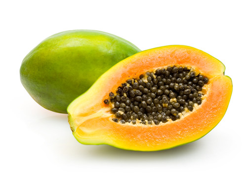 Certified Organic Papaya (kg)