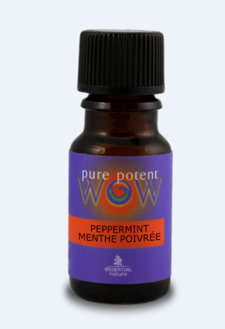 Pure Potent WOW: Pure Essential Oil - Peppermint (Certified Organic) (12ml)