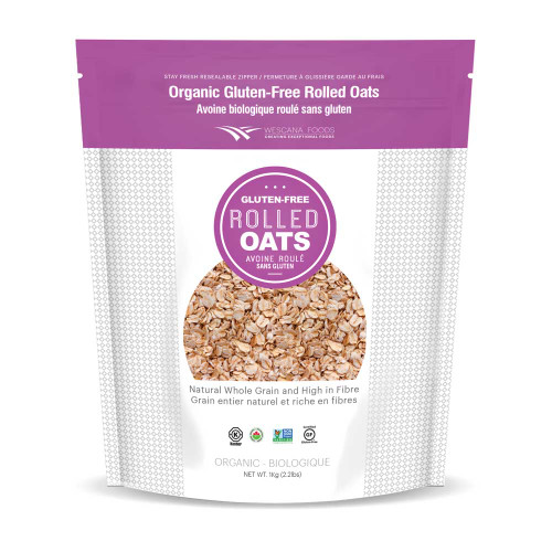 Wescana Foods: Rolled Oats