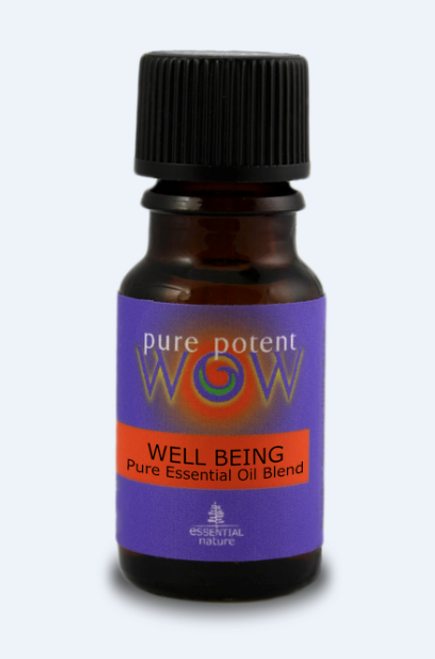 Pure Potent WOW: Diffuser Blend - Well-Being (Certified Organic) (12ml)