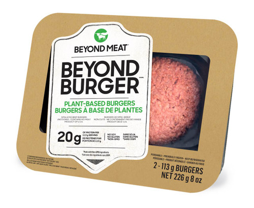Beyond Meat: Plant Based Beyond Burger (2pk)