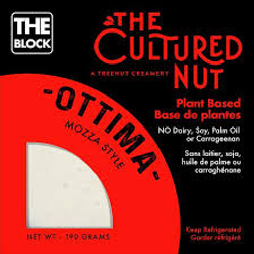 THE CULTURED NUT: Vegan Nut Cheese - Ottima Mozza