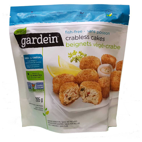 Gardein: Crabless Cakes